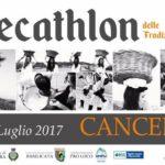 Decathlon delle Tradizioni a Cancellara