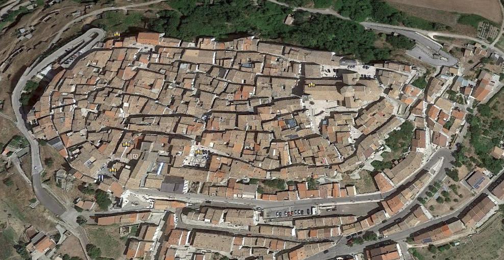 Borgo di Acerenza tra i borghi più belli d'Italia.