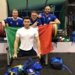 Il lucano Donato Telesca oro juniores e record alla Coppa del Mondo di Dubai.