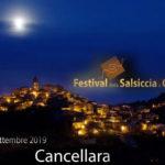 """Fervono i preparativi per il """"Festival della salsiccia a catena"""" di Cancellara 7 – 8 settembre 2019"""