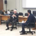 Pietragalla riabbraccia il suo illustre concittadino il Professor Michele Gallucci luminare dell'urologia