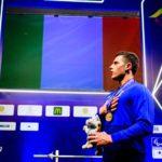 Dopo il titolo iridato il nuovo record del mondo Junior per l'atleta lucano Donato Telesca