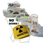 La Basilicata sempre ai primissimi posti quando si tratta di individuare depositi per le scorie nucleari.