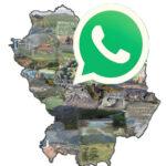WhatsApp con le immagini (stickers) che parlano lucano
